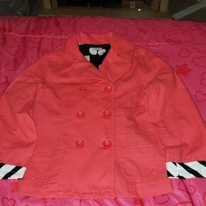 🆕️w/o tags Sweet Gymboree Pea Coat